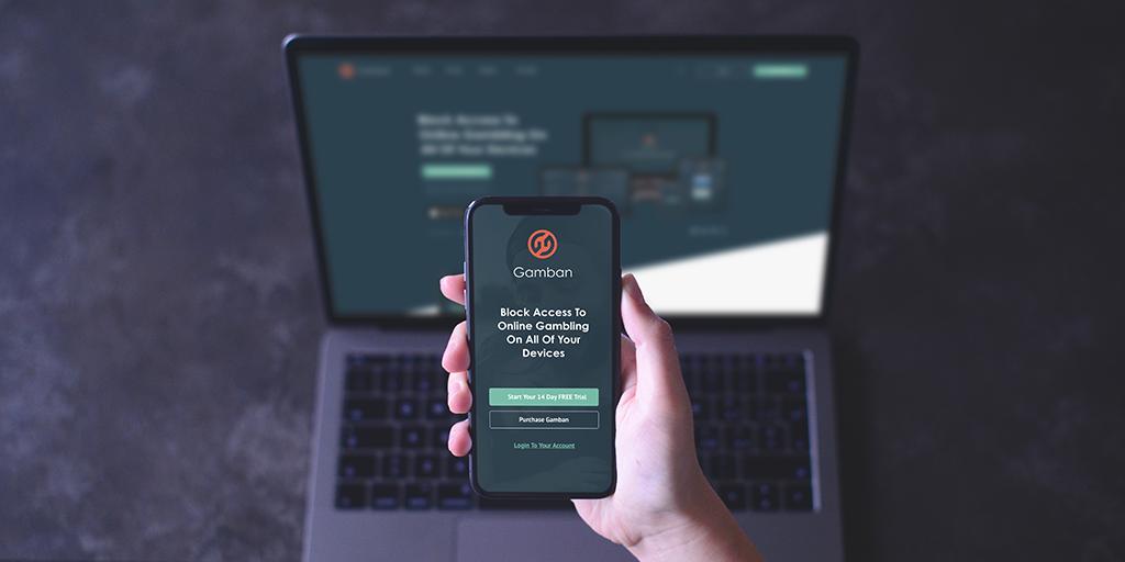 Block Gambling Websites - Gamban